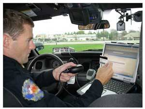 E-ticketing gives officers more time to keep citizens safe